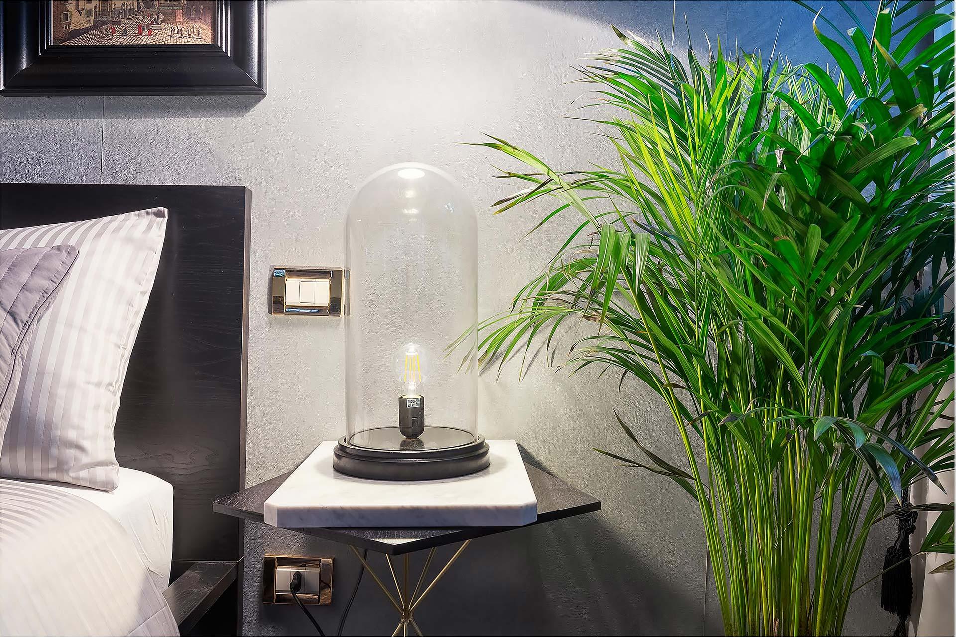 fotografo-airbnb-booking-case-Treviso-Venezia-partticolare-comodino